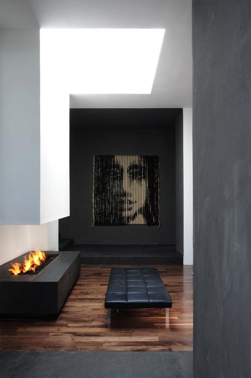 modern fireplaces ray lee m interiors