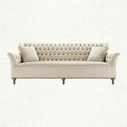 Tufted Sofa by Arhaus
