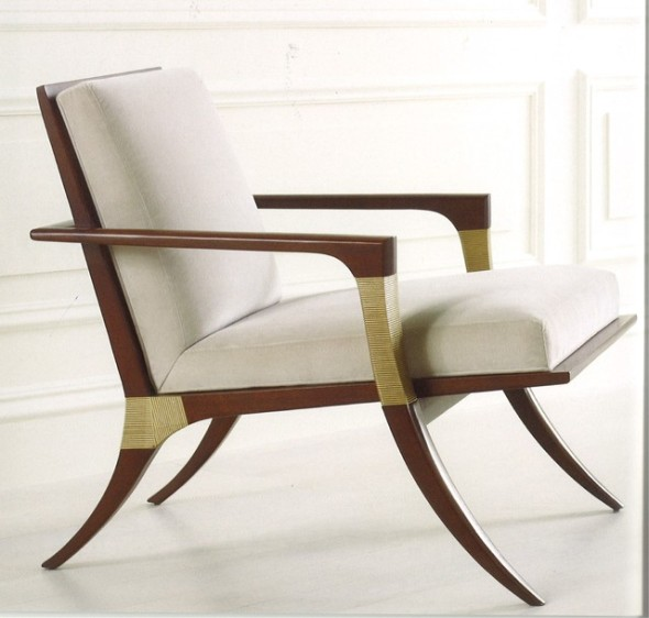 Thomas Pheasant chair can be purchased at Baker